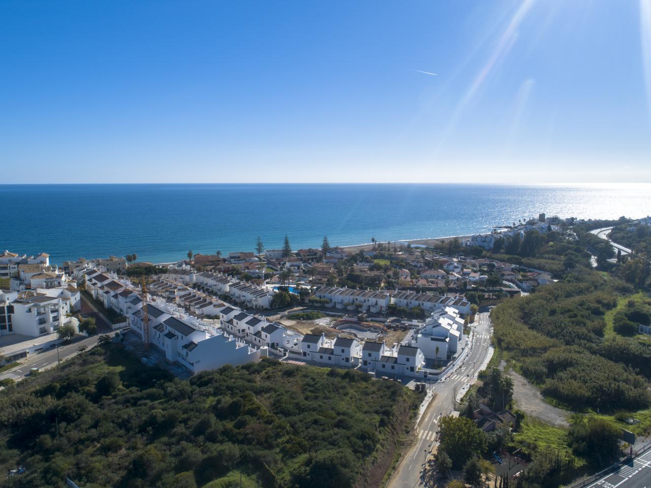 Obra nueva ATICOS DUPLEX DESDE 312.000€, moderno apartamentoS cerca de la playa!!