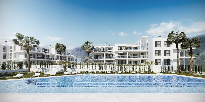 Amplias viviendas en zona residencial de lujo!